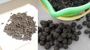 1fc99c7ed Abono de bolitas para plantas: en diferentes tamaños