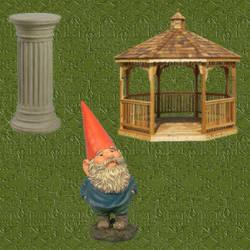 Accesorios para decoracion de jardin para crear ambientes for Accesorios para jardin