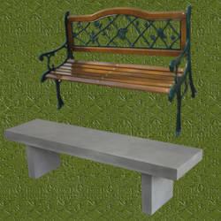 Pin banco de hierro y tubos antivandalico adra almer a on pinterest - Bancos de forja para jardin ...