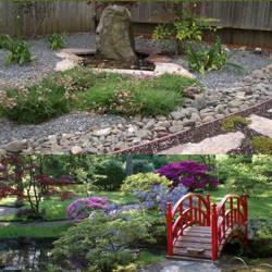 de la decoracin de los jardines orientales decoracion de parques asiaticos