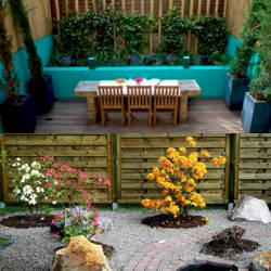 Decoracion jardines pequeos excellent frente de la casa for Decoracion de jardines muy pequenos
