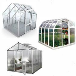 Invernadero de vidrio estetico y modernos - Invernadero de cristal ...