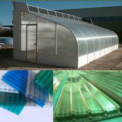 materiales para construccion de un invernadero