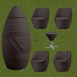 Decoracion mueble sofa muebles jardin modernos - Muebles de jardin en barcelona ...