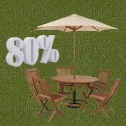 Ofertas de muebles de jardin promociones y descuentos - Oferta muebles jardin ...