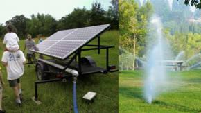 Riego automatico solar sistema ecologico - Riego automatico cesped ...