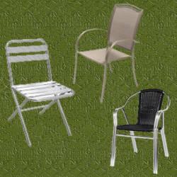 Sillones de jardn mesas de aluminio de jardn mesas y - Sillas para jardin ...