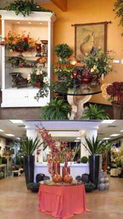 Venta de plantas artificiales diferentes materiales - Plantas artificiales para interiores ...