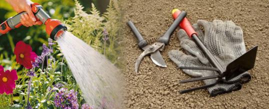 accesorios basicos de jardin que debes tener a mano