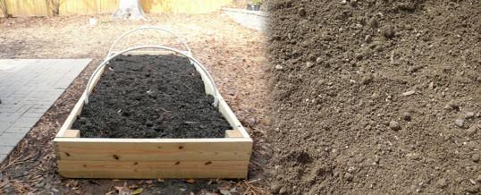 conocer el suelo de tu jardín