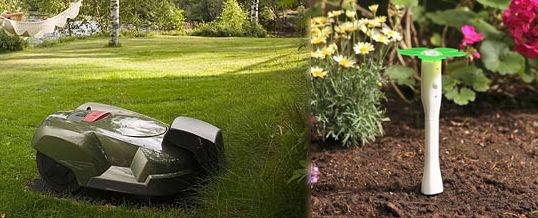 tecnología para el jardín