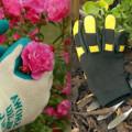 elección de los guantes de jardineria